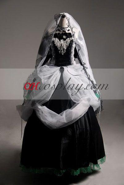 vocaloid kaito miku קוספליי costume-advanced מותאם אישית