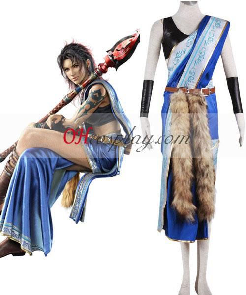 Final Fantasy XIII Oerba Yun Fang Cosplay kroj
