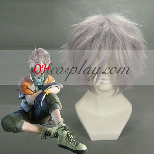 Final Fantasy XIII Hope Sliver Cosplay Wig