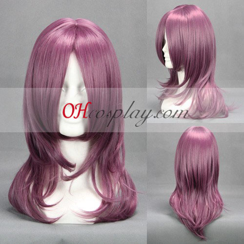 Final Fantasy Type-0 Rem Whitesmoke Cosplay Wig