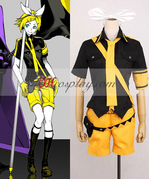 Vocaloid Cosplay Love Is War Kagamine Rin Cosplay Costume