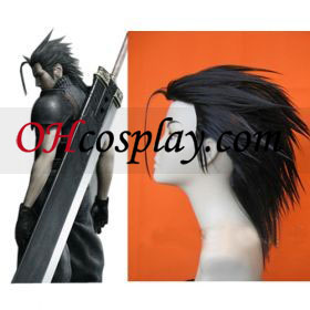 Final Fantasy XII Crisis Core Zack Cosplay Wig