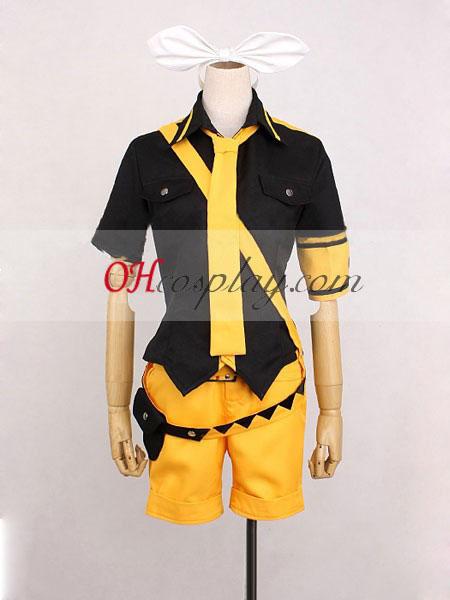 Vocaloid udklædning Love Is War Kagamine Rin udklædning Kostume