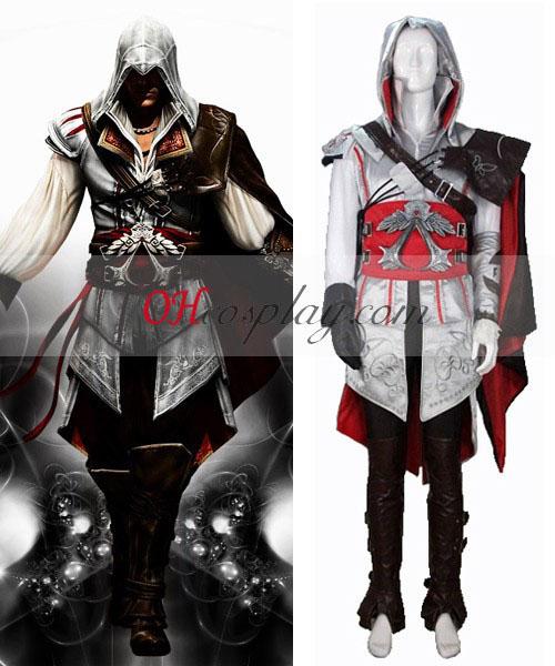 Assassin's Creed II Ezio Cosplay Costume Australia ...