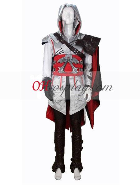 Assassin's Creed II Ezio Cosplay Costume - Premium Editon ...