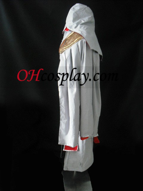 Assassins Creed III Brotherhood Ezio Halloween udklædning Kostume