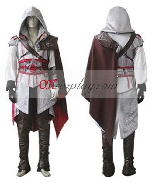 Assassins Creed II Ezio udklædning Kostume
