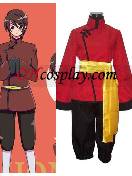 Hong Kong Cosplay Naar Maat van Axis Powers Hetalia