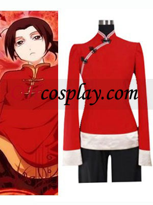 China Cosplay Kostuum van de hele van Axis Powers Hetalia