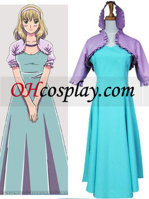 Belgium Cosplay Costume from Axis Power Hetalia