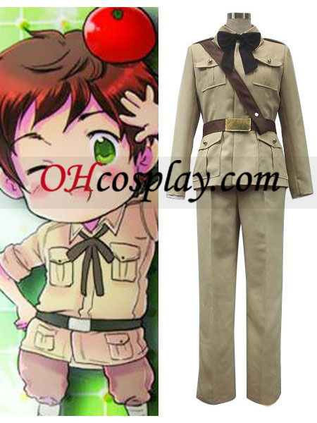 Antonio Fernandez Carriedo Cosplay Kostüm direkt von Axis Powers Hetalia