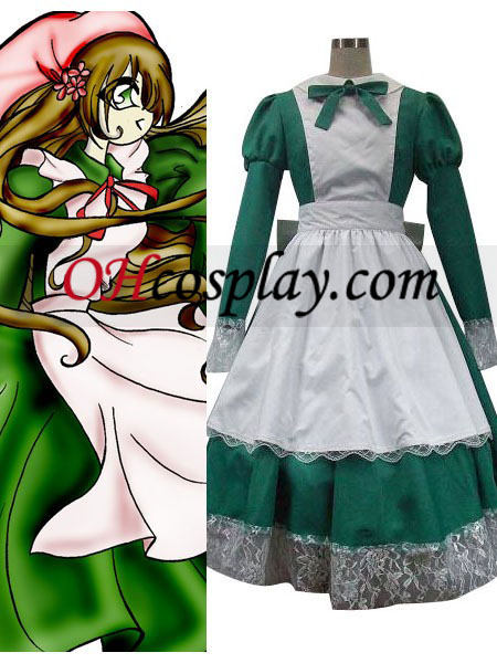 Axis Powers Hetalia Uniform Lolita Cosplay Kostüm