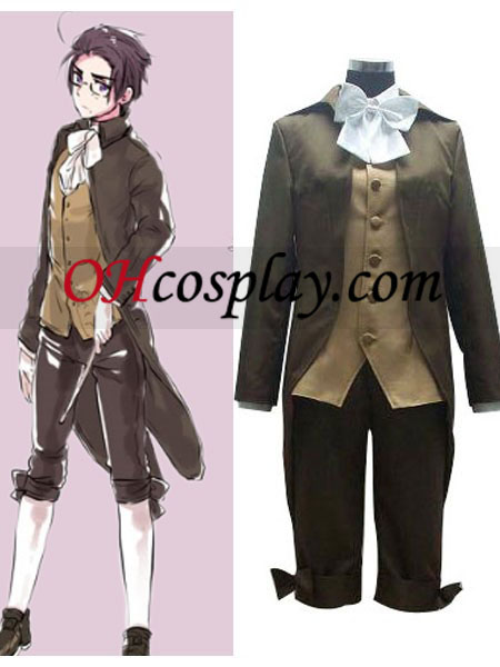 Austria Cosplay Costume From Axis Powers Hetalia