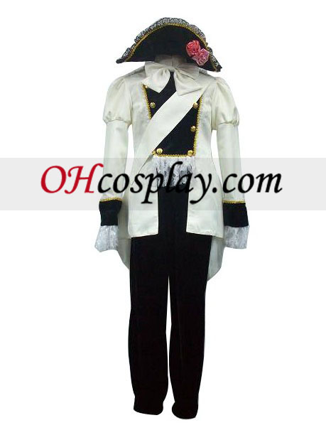 Austria Uniform Cosplay Costume From Axis Powers Hetalia