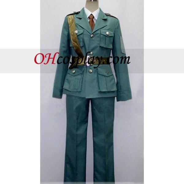 Eduard (Εσθονία) Costume από δυνάμεις του άξονα Hetalia
