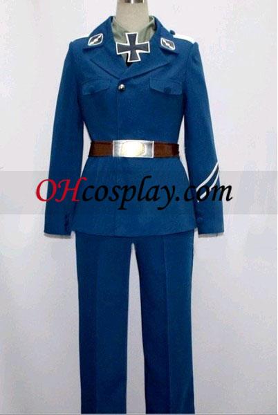Gilbert (Preussen) Kostym från Axis Powers Hetalia