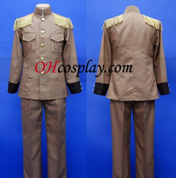 Galante (Latvia) Cosplay Costume from Axis Powers Hetalia