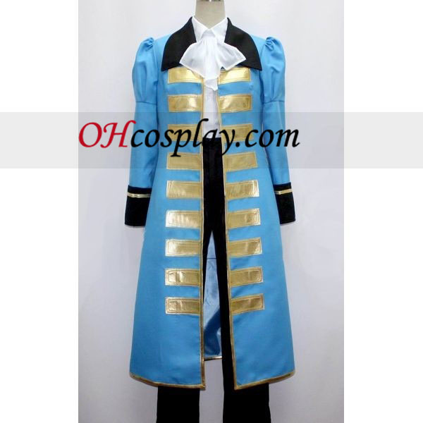 São Francisco Xavier (França) uniforme a partir Axis Power Hetalia