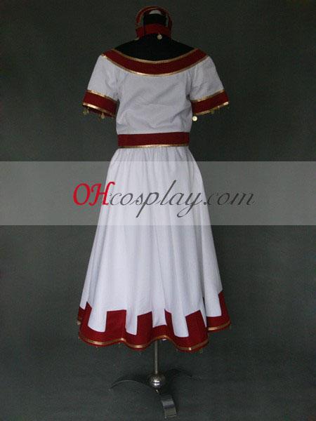 RESERVoir CHRoNiCLE Sakura Cosplay Costume