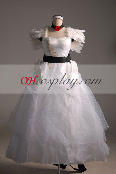 Vocaloid Cendrillon Cosplay Costume-Advanced Aangepaste