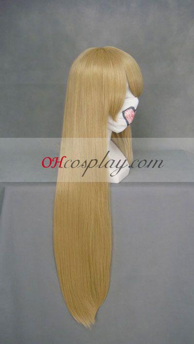 Hetalia Наталия Glolden Cosplay Wig