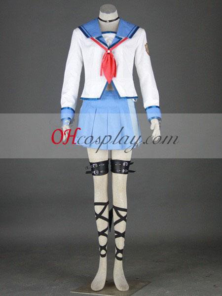 מושג המלאך yui תלבושת אחידה קוספליי בגד ים!