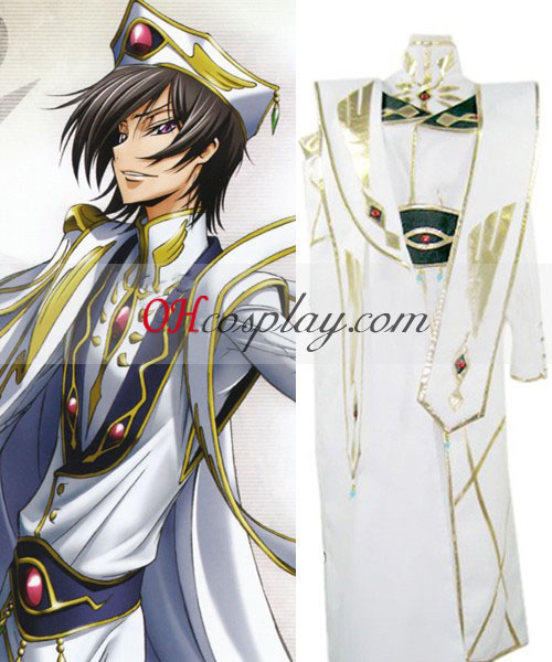 Code Geass Lelouch Re indossare Costumi Carnevale Cosplay