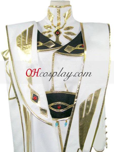 Код Geass Lelouch цар износване Cosplay костюм