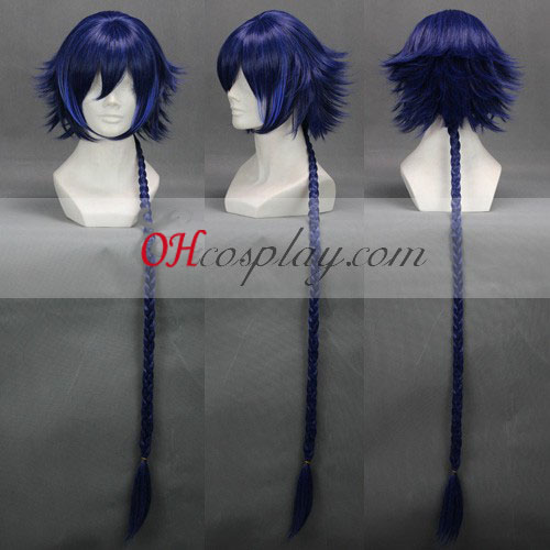 Code Geass GAIDEN Blue Cosplay Wig