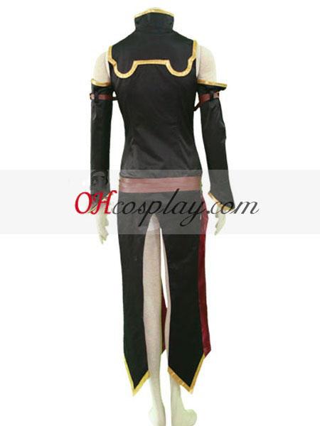 Код Geass C. C черно костюм Cosplay костюм