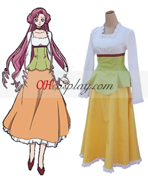 Code Geass Eufemije Casual Wear Cosplay kostumov