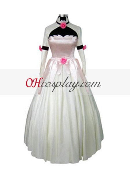Код Geass Euphemia принцеса рокля Cosplay костюм