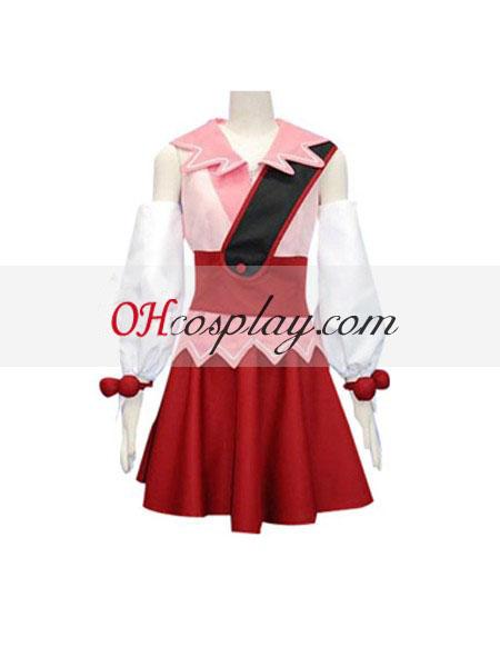 Код Geass R2 Kaguya Sumeragi Cosplay костюм