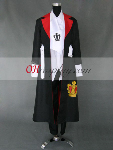 RESERVoir CHRoNiCLE Syaoran Li Cosplay Costume