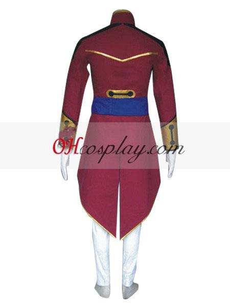 Код Geass Гилбърт G·P Guilford Cosplay костюм
