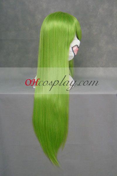 Code Geass Lelouch Vi Britannia Green Cosplay Wig