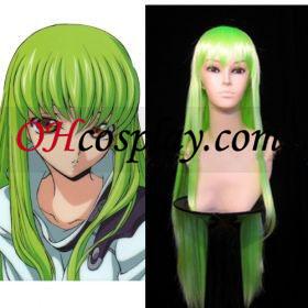 Code Geass C.C. Cosplay Cosplay Wig