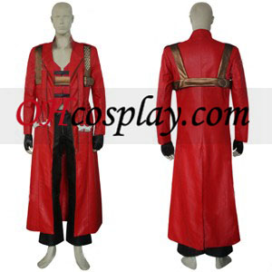 Devil May Cry Dante Cosplay Kostym
