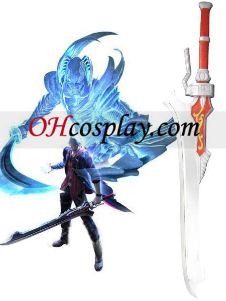 Devil May Cry Red Queen Sword Cosplay