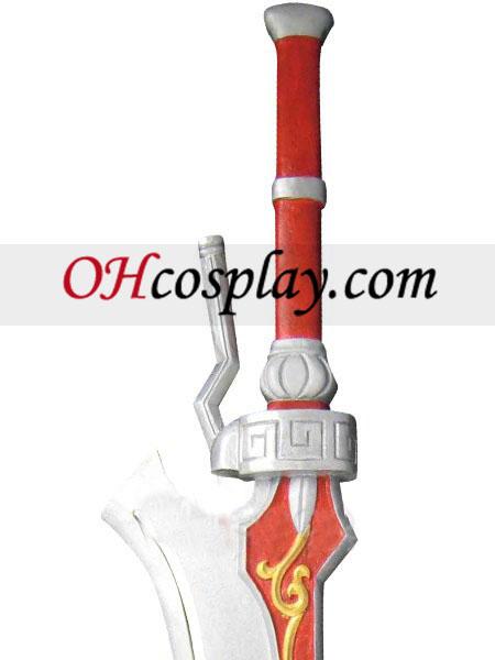 Devil May Cry røde dronning udklædning Sword