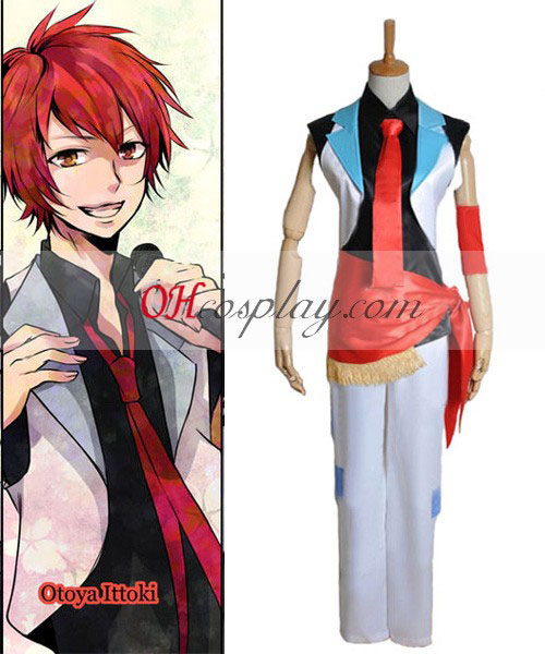 Uta no Prince-sama Otoya Ittoki Singing Cosplay Costume