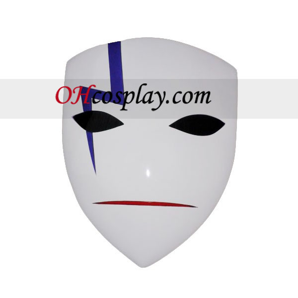 Darker Than Black Cosplay Tillbehör Hei maskerar B (Deluxe Edition)
