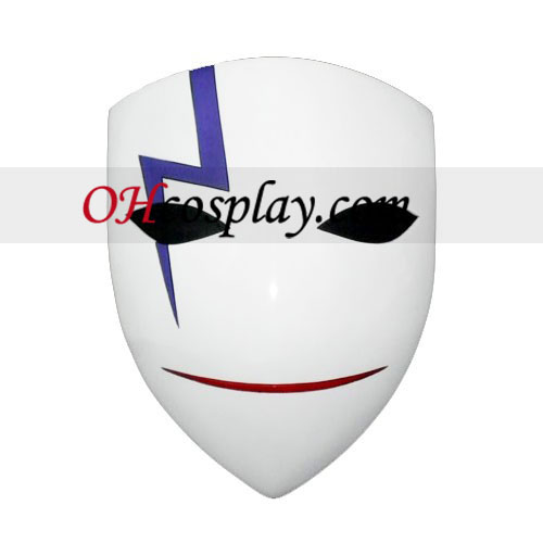 Darker Than Black Mask cosplay accessoires Hei A (Deluxe Edition)