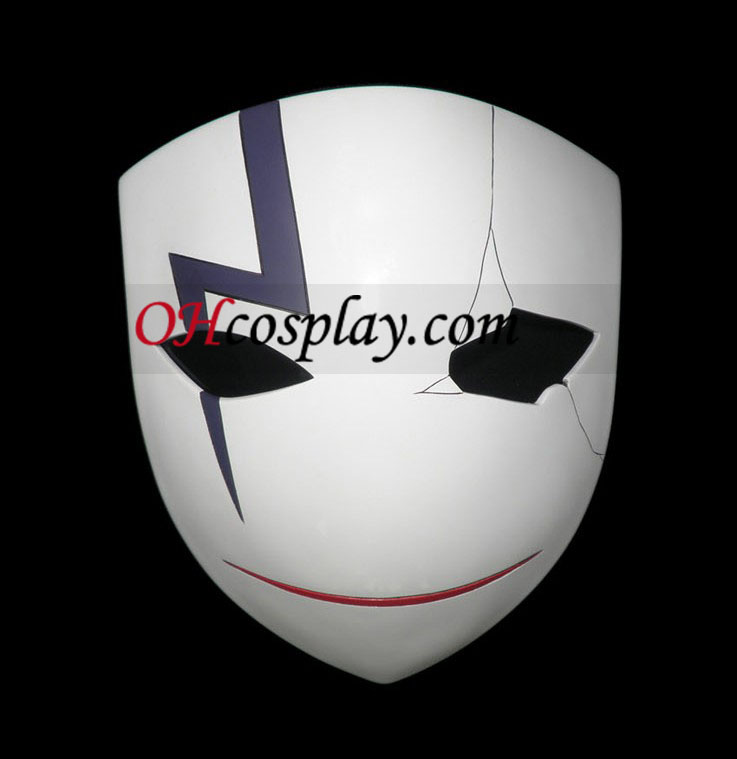 Più scuro nero Accessori Cosplay Hei Mask C(Deluxe Edition)