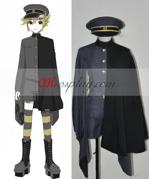 Vocaloid Thousand Cherry Tree Kagamine Len Cosplay Costume
