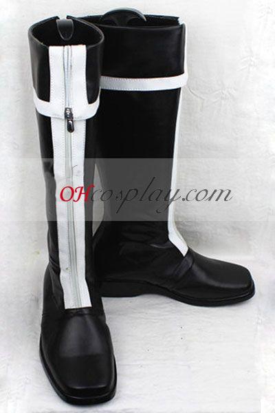 D Gray man Allen Walker 1st Uniform Cosplay Boots