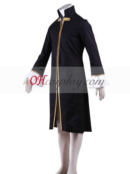 D сиво-човек кръст Мария Cosplay костюм