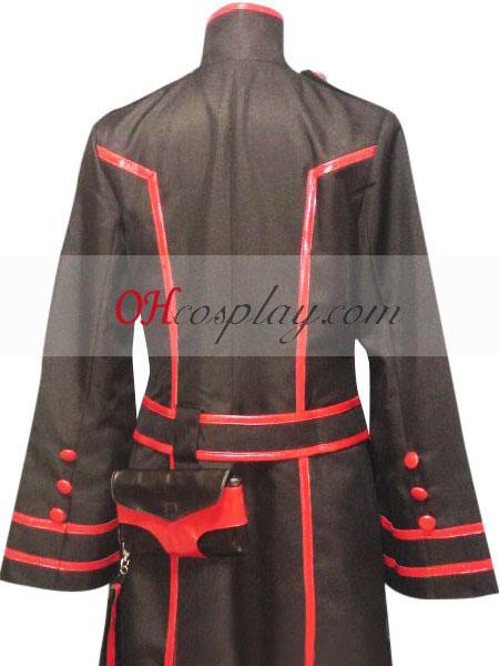 D Gray-man Kanda Yuu 3rd Uniform udklædning Kostume