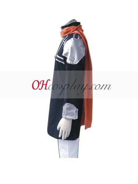 D. сиво-човек Lavi Тио еднакво Cosplay костюм