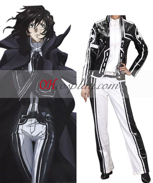 D. Gray-man Cosplay Lotto Mirandan asu